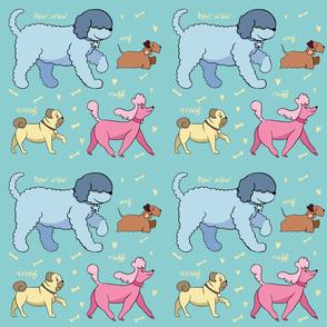doggie-walk-green-background-3