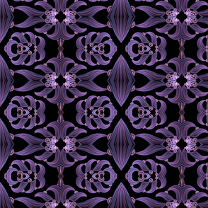 Purple Ripple