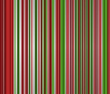 Crazy Christmas  fabric by charldia on Spoonflower - custom fabric