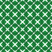 Green and White-ed