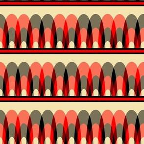 Scalloped Stripes 2