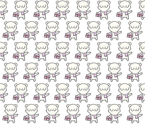 Polar Disco fabric by thorobreadwife on Spoonflower - custom fabric