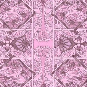 When Paisley Turns Pink