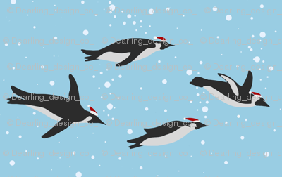 Its Penguining to look a lot like Christmas
