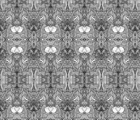 Valparaiso 171 fabric by hypersphere on Spoonflower - custom fabric