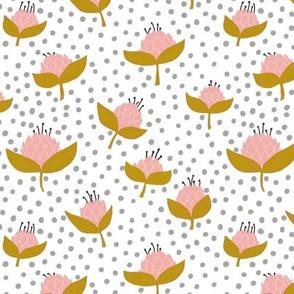 Mod poppy blush gold