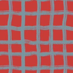 Tomato blue grid