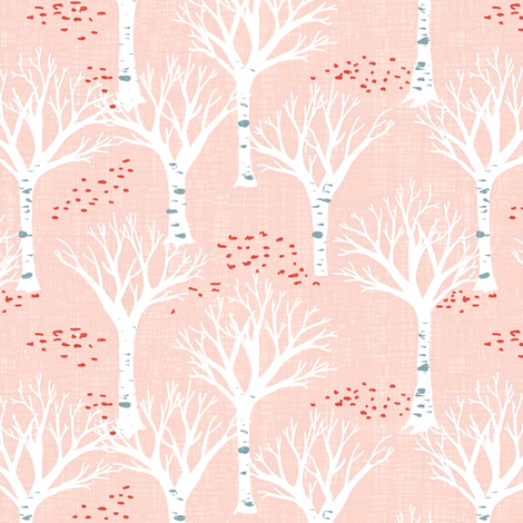 Sweet woods fabric by mrshervi on Spoonflower - custom fabric