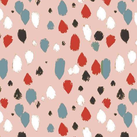 Sweet paint  fabric by mrshervi on Spoonflower - custom fabric