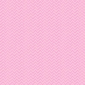 Baby Whales Pink Chevron