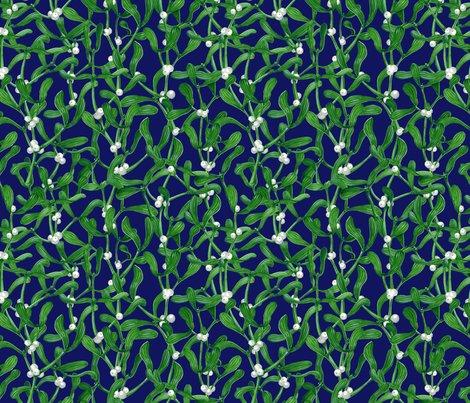 Rgreen-mistletoe-berries-pattern-navy-sat_shop_preview