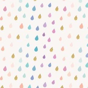 Raining Glitter