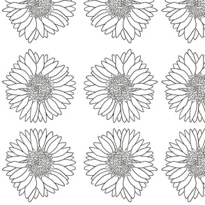 Color Yourself Daisy Chain