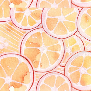Tangerine Rings