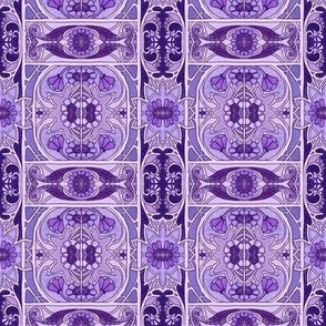 Flower Tile Formality