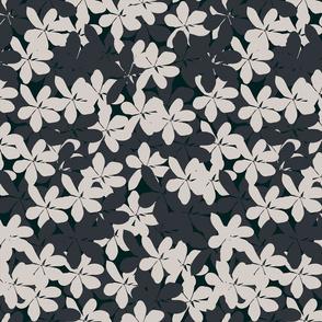 Floral Pattern. JD