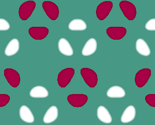 R08oct11-1-bean-dots-medium-turquoise-green-w-cherry-white-repeat-tile-srgb_thumb