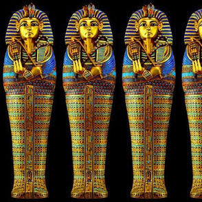 4 ancient egypt egyptian king tut Tutankhamun pharaoh gold mummy death masks cobra snakes crown vulture serpent coffin shepherd's Crook flail Nekhbet Wadjet Uraeus funerary funeral hieroglyphs