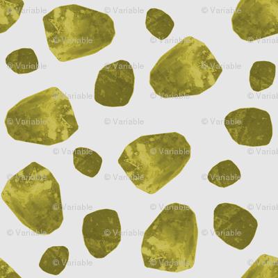 big saffron stone shapes