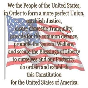 USA Preamble
