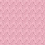Pink Shell Seashell Glitter /Pink Mini