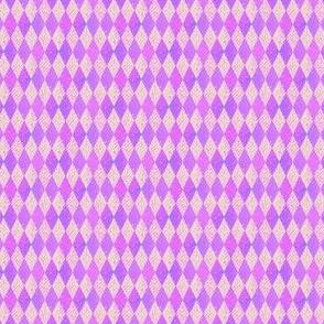 Harlequin violet