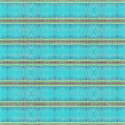 Turquoise Water Effect