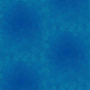 Spiral Blue