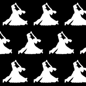Ballroom Dancers // Black