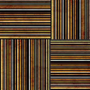 dark stripes with structure