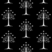 White Tree of Gondor // Black