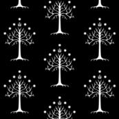 White Tree of Gondor // Black