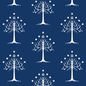 White Tree of Gondor // Blue