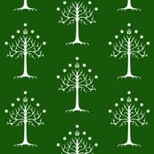 White Tree of Gondor // Green