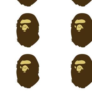 bape-gorilla-face