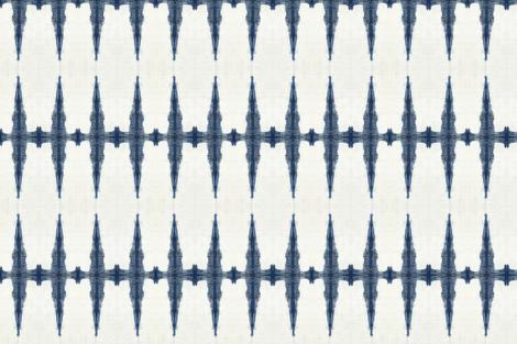Shibori points fabric by pricedesigns on Spoonflower - custom fabric