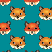 Clever foxes