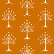 White Tree of Gondor // Orange