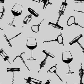 Wine Tasting // Grey