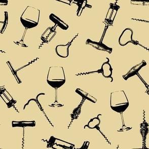 Wine Tasting // Tan
