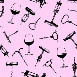 Wine Tasting // Pink