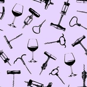 Wine Tasting // Lavender