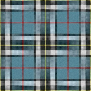 Clan MacTavish (Thompson) Dress Tartan // Small