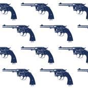 Revolvers // Navy