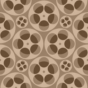 07058548 : film reels S43X : sepia