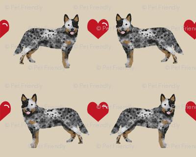 australian cattle dog wallpaper pattern - photo #22
