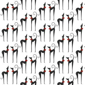 Holiday Greyhounds