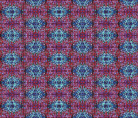 Urban Bohemian Fantasy fabric by peaceofpi on Spoonflower - custom fabric
