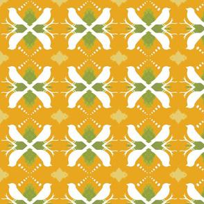 Olive Ochre Aviary