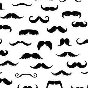 Many Mustaches